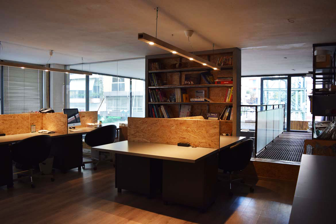 Make Co-Working Space