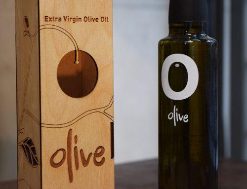 Κατασκευή συσκευασίας λαδιού O-olive