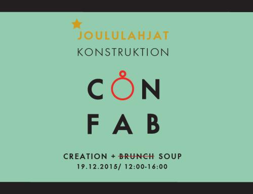 Joululahjat – konstraktion and soups
