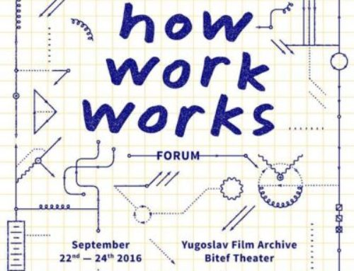 How Work Works – European Creative Hubs forum in Belgrade