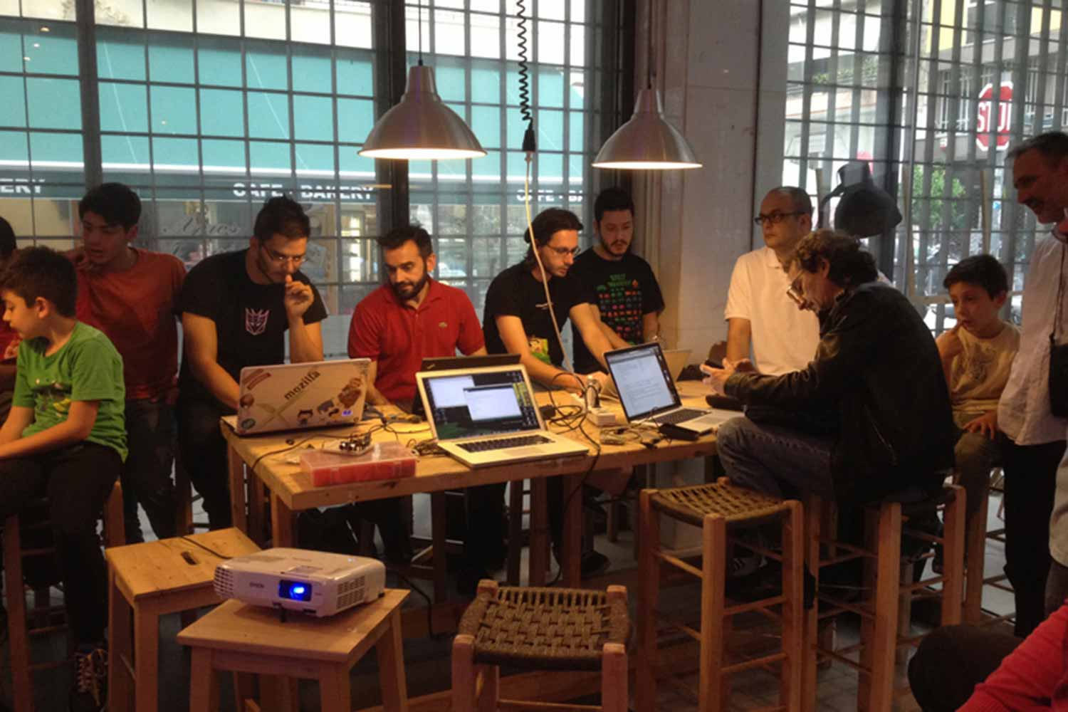 Arduino Workshop - Events