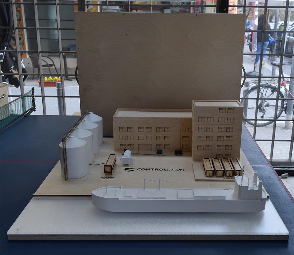 scale model agrospecom
