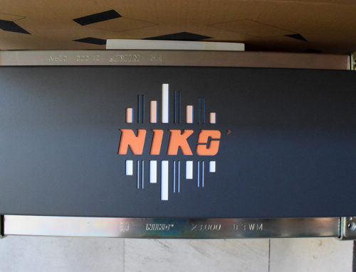 Exhibition product for NIKO HELM