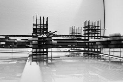 αρχιτεκτονική μακέτα concept