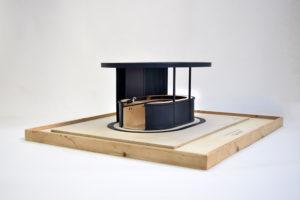 Nelt scale model