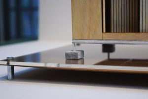 scale model small house 2