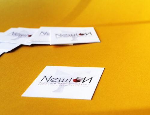 Brand Identity Newtonschool
