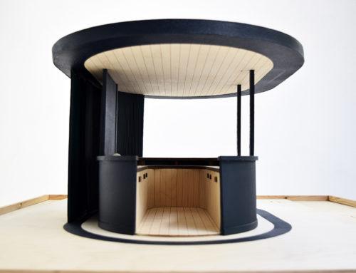 Μακέτα  – 9η Biennale Νέων αρχιτεκτόνων