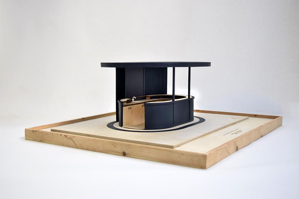 scale model bienale