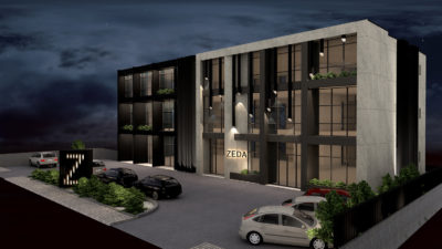 ZEDA offices make