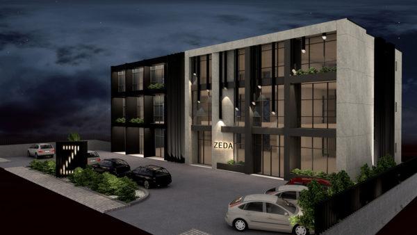 ZEDA offices make