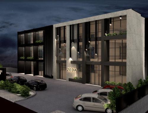 Κτίριο γραφείων Zeda