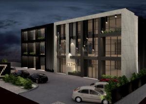 office building ZEDA