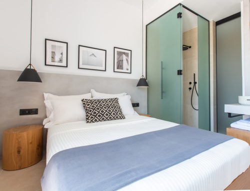 Ανακαίνιση Eleana Hotel Tinos