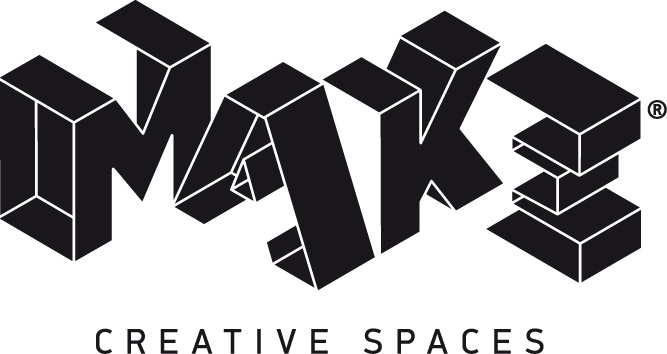 MAKE Creative Spaces Sticky Logo