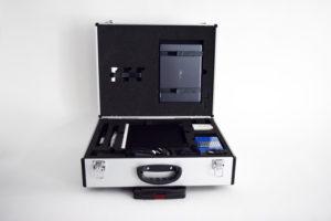 transport equipment scanner