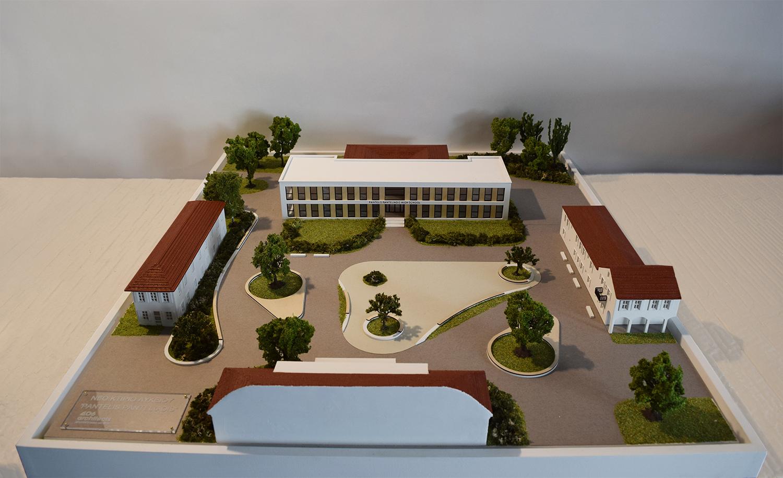 Αναπαραστατικό μοντέλο σχολικού κτιρίου
